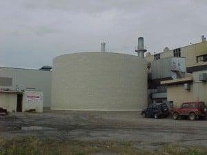 UAF Water Tank